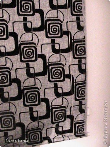 Интерьер Шитьё рулонные шторки -не так уж и сложно мастер класс Ткань фото 3