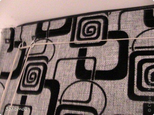 Интерьер Шитьё рулонные шторки -не так уж и сложно мастер класс Ткань фото 4