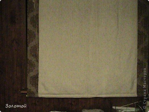 Интерьер Шитьё рулонные шторки -не так уж и сложно мастер класс Ткань фото 7