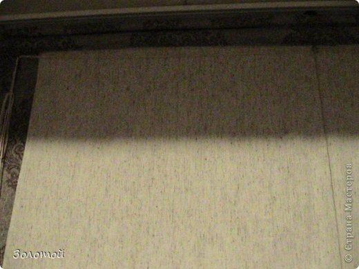 вот так выглядит одна из штор,она на половину закатана фото 9