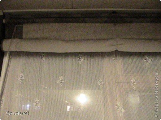 Интерьер Шитьё рулонные шторки -не так уж и сложно мастер класс Ткань фото 11