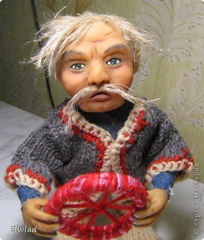 img_1693 Шарнирная кукла своими руками из холодного фарфора, полимерной глины, запекаемого пластика, папье-маше. Как сделать куклу своими руками из холодного фарфора в домашних условиях