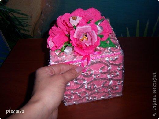 Подарки из гофрированной бумаги на день рождения 105