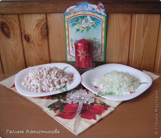 Салат сосновые шишки продукты
