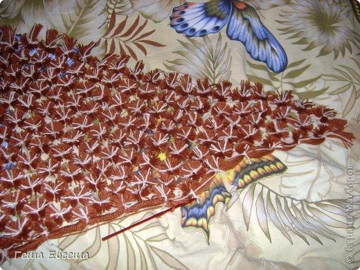Гардероб День рождения Плетение Мои помпонные изделия Нитки фото 3.