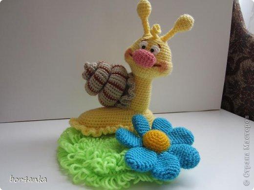 Игрушка Вязание крючком По МК