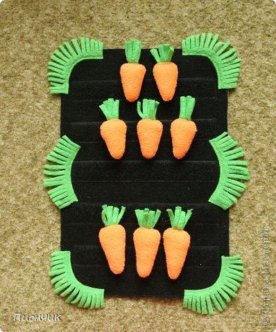 Как сделать ботву моркови