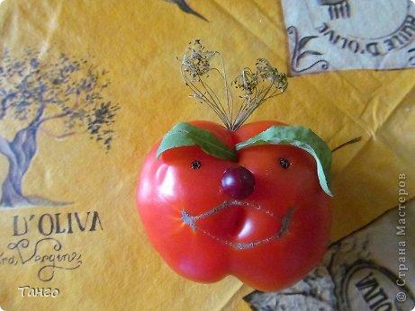 синьор - помидор фото 4