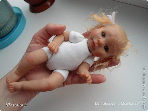 Делаем куклу из полимерной глины своими руками 2