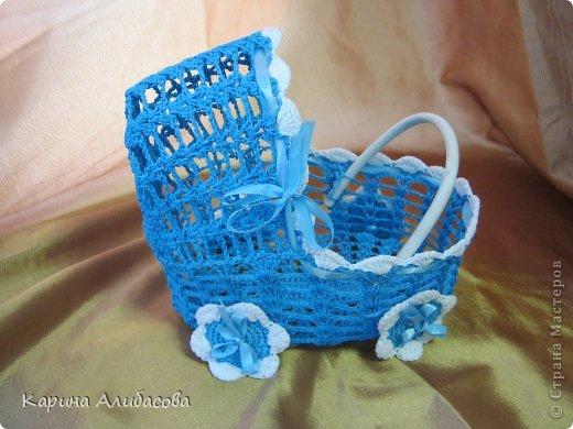 Декор предметов Поделка изделие Свадьба Вязание крючком Лепка свадебные аксессуары Глина Нитки фото 2