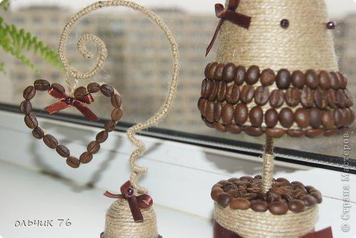 Поделки из кофе своими руками страна мастеров