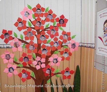 классное дерево Бумага