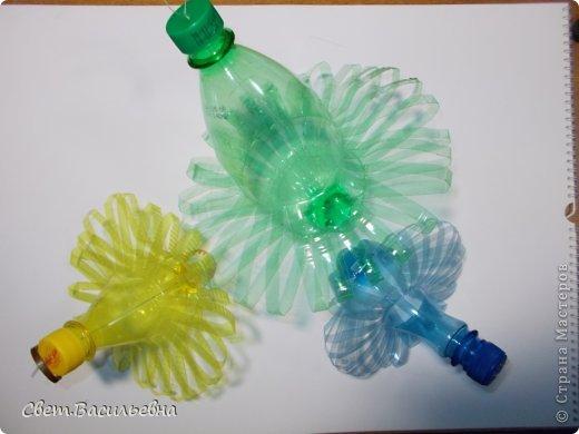 Как сделать игрушку своими руками из пластиковых бутылок