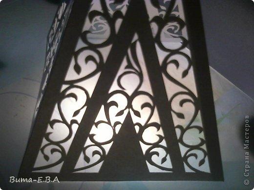 Поделка изделие 8 марта День рождения Новый год Вырезание Ночничок Бумага Клей фото 24