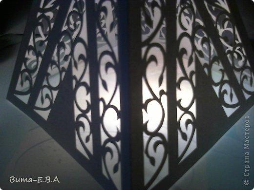 Поделка изделие 8 марта День рождения Новый год Вырезание Ночничок Бумага Клей фото 20