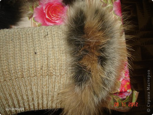 Гардероб Мастер-класс Шитьё Меховая шапка своими руками Мех фото 10
