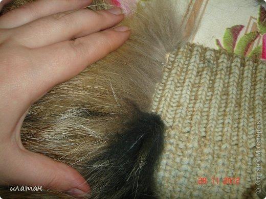 Гардероб Мастер-класс Шитьё Меховая шапка своими руками Мех фото 11
