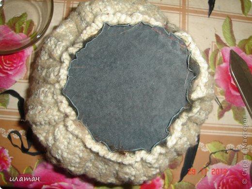 Гардероб Мастер-класс Шитьё Меховая шапка своими руками Мех фото 16