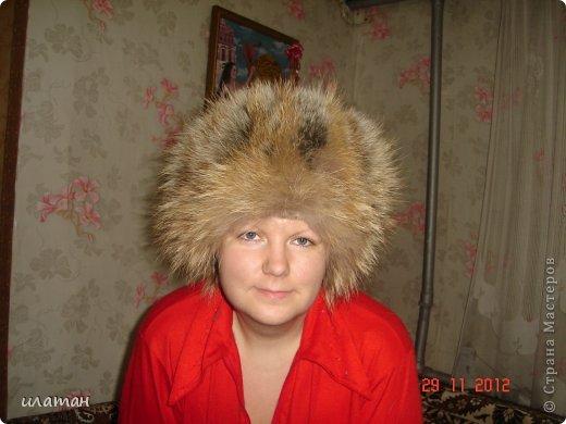 Вот такую шапочку предлагаю сегодня пошить.А решила я её сделать после того как моя мама купила себе почти такую же. Фото я выложу в конце. Шапка мне очень понравилась, но цена на неё уж очень для меня кусучая 100 у.е. фото 21