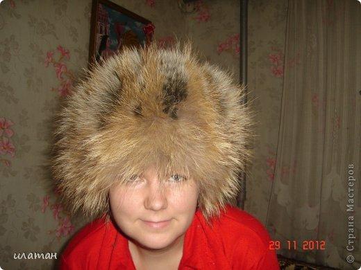 Вот такую шапочку предлагаю сегодня пошить.А решила я её сделать после того как моя мама купила себе почти такую же. Фото я выложу в конце. Шапка мне очень понравилась, но цена на неё уж очень для меня кусучая 100 у.е. фото 22