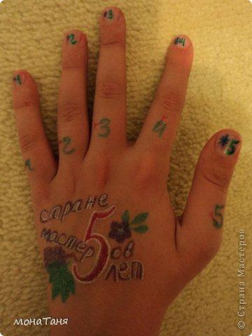 Это рука моей доци