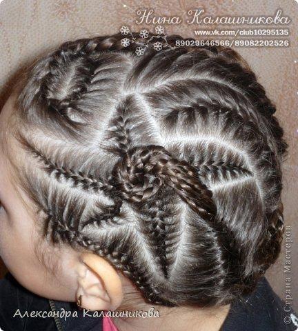 Прическа Свадьба Плетение ПРИЧЁСКИ косы косы косы  Волосы фото 1