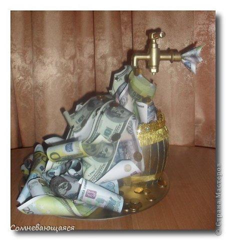 Фонтаны из денег своими руками 29