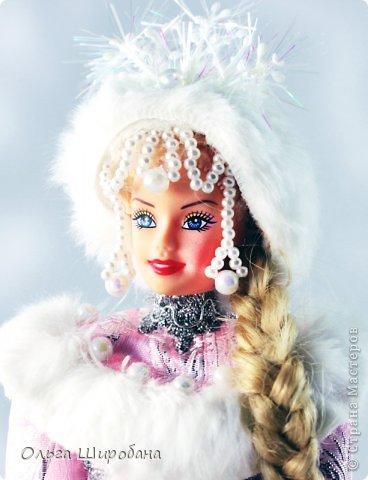 """Доброго времени суток, дорогие мастерицы. Выставляю обещанный мк по изготовлению куклы-шкатулки """"Снегурочка""""Фотографий будет ооочень много, так что запаситесь терпением. Вообще-то надо бы сделать больше фото,но часть работы выполнялась ночью при плохом освещении фото 2"""