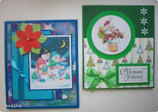 Разные варианты открыточек, которые будут предложены девочкам сделать в кружке. фото 4