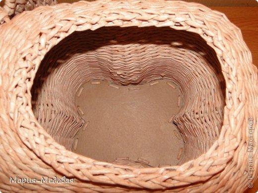 Поделка изделие Плетение Плетёный слоник мини мк Бумага газетная Трубочки бумажные фото 4
