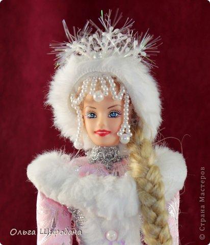 """Доброго времени суток, дорогие мастерицы. Выставляю обещанный мк по изготовлению куклы-шкатулки """"Снегурочка""""Фотографий будет ооочень много, так что запаситесь терпением. Вообще-то надо бы сделать больше фото,но часть работы выполнялась ночью при плохом освещении фото 1"""