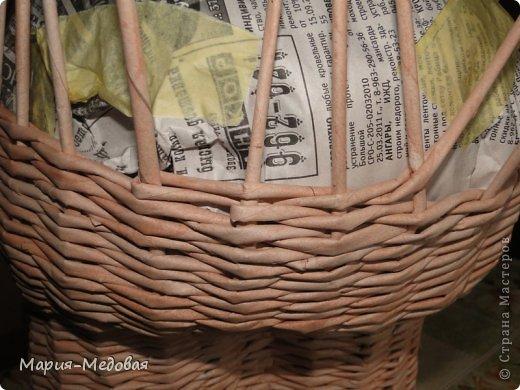 Поделка изделие Плетение Плетёный слоник мини мк Бумага газетная Трубочки бумажные фото 18