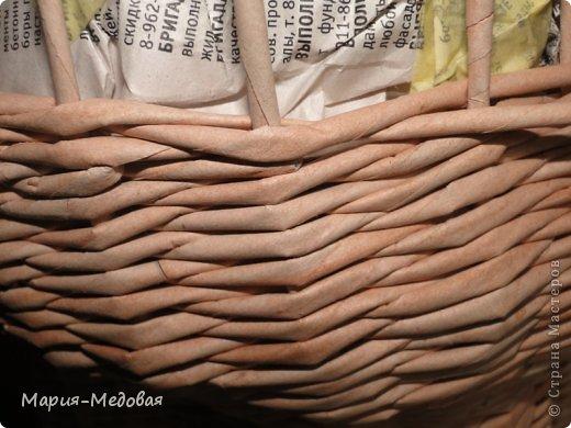 Поделка изделие Плетение Плетёный слоник мини мк Бумага газетная Трубочки бумажные фото 19