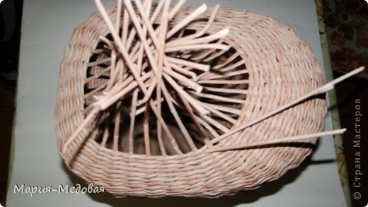 Поделка изделие Плетение Плетёный слоник мини мк Бумага газетная Трубочки бумажные фото 21