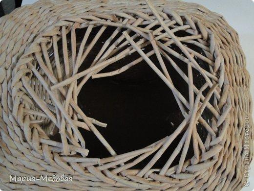Поделка изделие Плетение Плетёный слоник мини мк Бумага газетная Трубочки бумажные фото 24