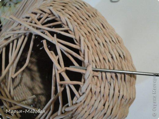 Поделка изделие Плетение Плетёный слоник мини мк Бумага газетная Трубочки бумажные фото 25