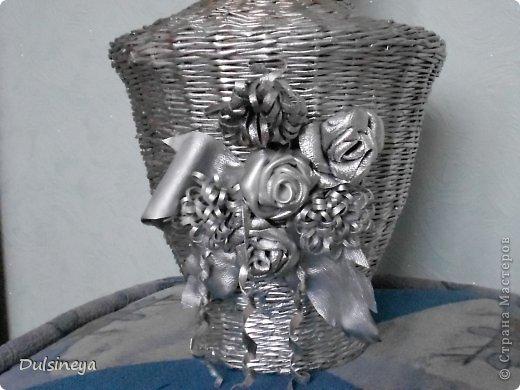 Напольная ваза фото 2