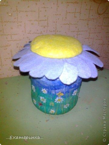 Поделка изделие День рождения Бисероплетение Декупаж Подарок подруге Бусины Салфетки фото 2.