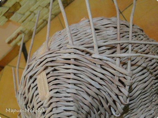 Поделка изделие Плетение Плетёный слоник мини мк Бумага газетная Трубочки бумажные фото 38
