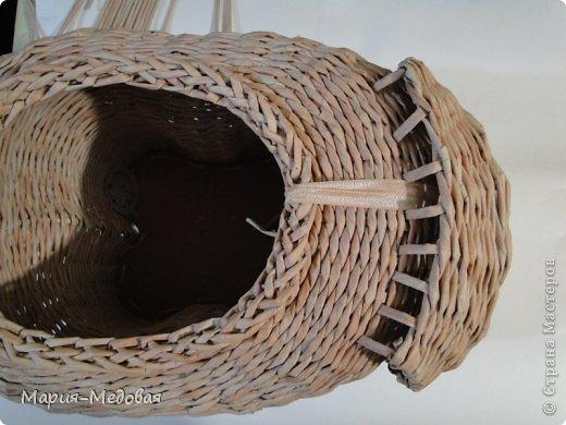Поделка изделие Плетение Плетёный слоник мини мк Бумага газетная Трубочки бумажные фото 40