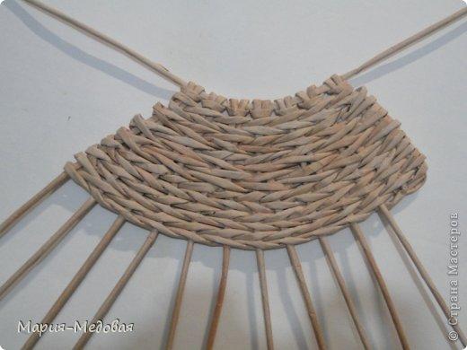 Поделка изделие Плетение Плетёный слоник мини мк Бумага газетная Трубочки бумажные фото 41