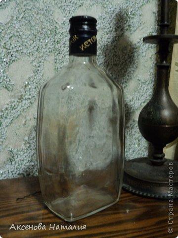 На одной из страниц я выставила деревянную бутылочку https://stranamasterov.ru/node/420644. Меня попросили сделать МК. Долго не доходили руки. Но наконец - то я его сделала. Не судите строго. Я делала МК первый раз. Если что будет непонятно спрашивайте. фото 4