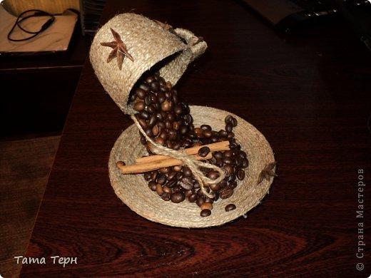 Летающая кружка с кофе своими руками мастер класс
