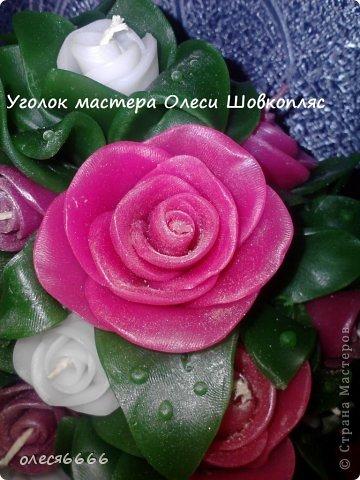Лепные свечи в упаковке))) красивый момент) фото 6