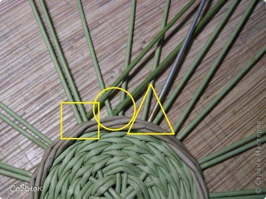 Мастер-класс Плетение МК - Шкатулка из бумаги Бумага газетная Трубочки бумажные фото 18