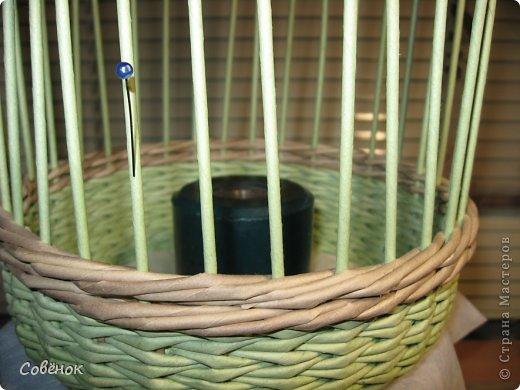 Мастер-класс Плетение МК - Шкатулка из бумаги Бумага газетная Трубочки бумажные фото 37