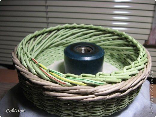 Мастер-класс Плетение МК - Шкатулка из бумаги Бумага газетная Трубочки бумажные фото 45