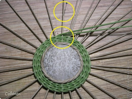 Мастер-класс Плетение МК - Шкатулка из бумаги Бумага газетная Трубочки бумажные фото 53