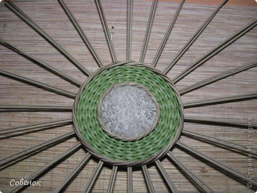 Мастер-класс Плетение МК - Шкатулка из бумаги Бумага газетная Трубочки бумажные фото 55