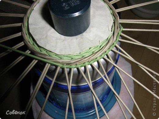 Мастер-класс Плетение МК - Шкатулка из бумаги Бумага газетная Трубочки бумажные фото 59